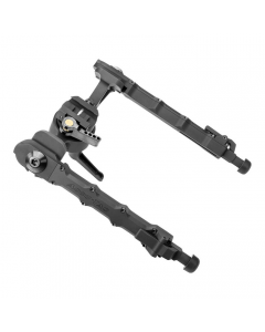 "ACCU-TAC FCBDQ-0500  New F-Class BIPOD 5"" TO 8.5""H 100% BILLET W/QD RAIL Mount"