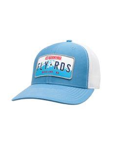 G. Loomis Patch Trucker Hat Blue