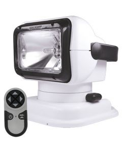 Golight Radioray White Magnetic Mount Halogen Light w/ Remote 7901