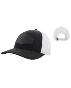 G. Loomis Leather Patch Skeleton Fish Cap
