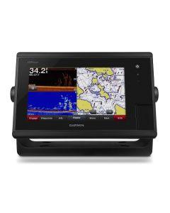 "Garmin GPSMAP 7610xsv J1939 10"" SideVu ClearVu and Traditional CHIRP Sonar with Blue Chart | 010-01306-13"