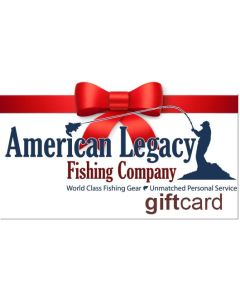 American Legacy Fishing Gift Cards