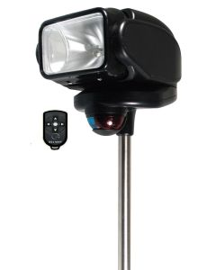 Golight 2151 Portable Gobee Stanchion Mount Bow Light w/Wireless Remote Black