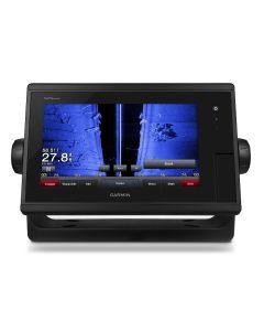 "Garmin GPSMAP 7407xsv J1939 7"" SideVu ClearVu CHIRP Sonar with Worldwide Basemap | 010-01379-12"