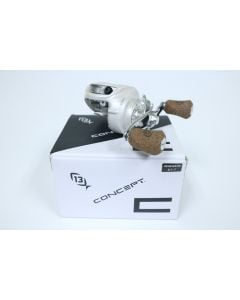 13 Fishing Concept C 8.1:1 LEFT HAND - Used Casting Reel - Very Good w/ Box