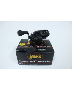 Lew's Super Duty Wide SDW2H 6.4:1 Casting Reel - USED - EXCELLENT CONDITION w/ BOX