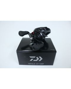 Daiwa Tatula CT 100P TACT100P 5.5:1 Casting Reel - USED - EXCELLENT CONDITION w/ BOX