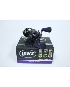Lew's Pro-Ti TLPT1SHL 7.5:1 LEFT HAND - Used Casting Reel - Very Good Condition w/ Box