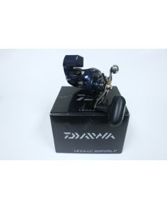 Daiwa Lexa-LC 300PWRL-P 5.5:1 LEFT HAND - Used Casting Reel - Excellent Condition w/ Box