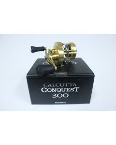 Shimano Calcutta Conquest 300 Casting Reel   CTCNQ300A   Used - Excellent Condition