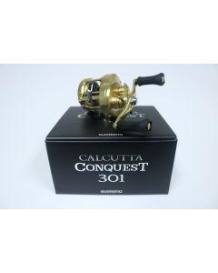 Shimano Calcutta Conquest 301 Casting Reel   CTCNQ301A   Used - Excellent Condition