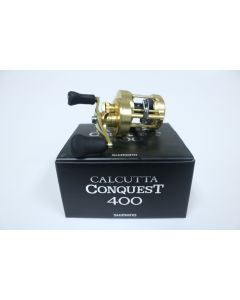 Shimano Calcutta Conquest 400 Casting Reel   CTCNQ400A   Used - Excellent Condition