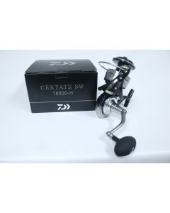 Daiwa Certate SW 18000-H Spinning Reel | CERTATESWG18000-H | Used - Excellent Condition