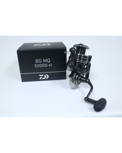 Daiwa BG MQ 5000D-H Spinning Reel | BGMQ5000D-H | Used - Excellent Condition