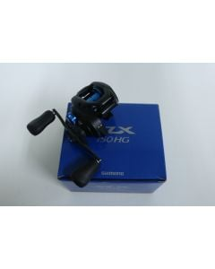 Shimano SLX 150HG - Used Casting Reel - Excellent Condition w/ Box