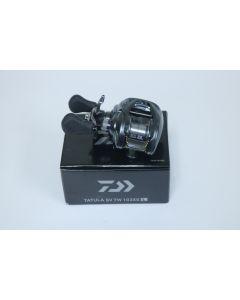 Daiwa Tatula SV TW 103XSL 8.1:1 Gear Ratio LEFT HAND - Used Casting Reel - Excellent Condition