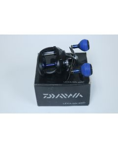 Daiwa Lexa WN 400H 6.3:1 Gear Ratio - Used Casting Reel - Excellent Condition