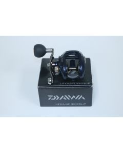 Daiwa Lexa HD 300XSL-P 8.1:1 Gear Ratio LEFT HAND - Used Casting Reel - Excellent Condition