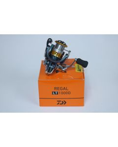 Daiwa Regal LT 1000D 5.2:1 Gear Ratio - Used Spinning Reel - Excellent Condition
