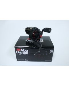 Abu Garcia Revo SX RVO3SXHSL 7.1:1 Left Hand - Used Casting Reel - Good Condition w/ Box