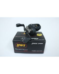 Lew's Tournament Pro TP1H 6.4:1 Speed Spool Right Hand - Used Casting Reel - Fair Condition w/ Box