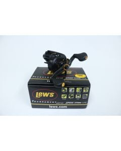 Lew's Tournament Pro Speed Spool LFS TP1HLA - Used Casting Reel - Excellent Condition W/Box