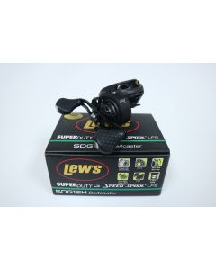 Lew's SuperDuty G SDG1SH 7.5:1 - Used Casting Reel - Excellent w/ Box