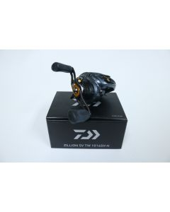 Daiwa Zillion SV TW 1016SV-H 6.3:1 Casting Reel - USED - EXCELLENT CONDITION w/ Box