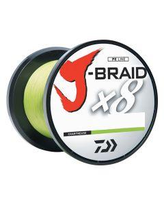Daiwa J-Braid 1500yd Braided Line
