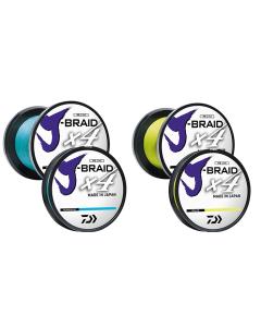 Daiwa J-Braid 4X 150yd Spools 50% OFF