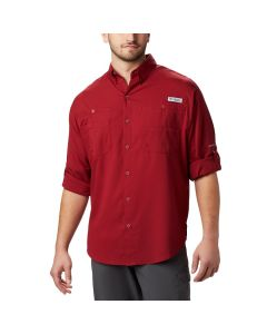 Columbia PFG Tamiami II Long Sleeve Shirt Front