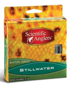 Scientific Angler Mastery Series Stillwater - Clear WF- 8-S