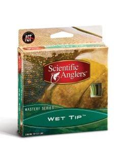 Scientific Angler Mastery Series Wet Tip V - Freshwater Sinking Tips - Mist Green/Dark Gray WF- 7-F/S