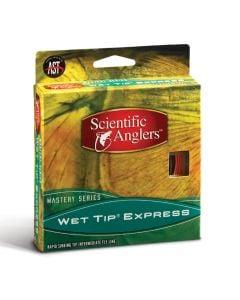 Scientific Angler Mastery Series Wet Tip Express - Freshwater Sinking Tips 150 Grain/4-5 wt - Mist Green/Dark Gray