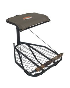 MILLENNIUM M50 Hang On Leveling Steel Tree Stand w/ SafeLink Included