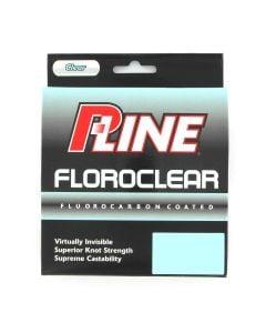 P-Line Fluorocarbon Line Floroclear 300Yd