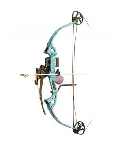 PSE Discovery 30/40 H2O Camo Bowfishing Pkg. Right Hand 0527MZRRB3040