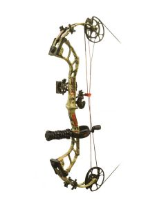 PSE Bow Madness 32 - RTS - 60lb Infinity Camo Right Hand Bow Package