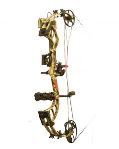 PSE Bow Madness 30 - RTS - 70lb Infinity Camo Right Hand Bow Package