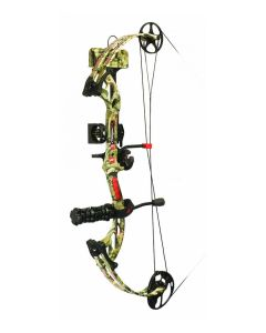 PSE Stinger X - RTS 70lb Infinity Camo Right Hand Bow Package