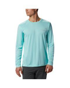 Columbia PFG Zero Rules Long Sleeve Shirt Front