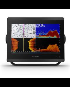 "Garmin GPSMAP 8412xsv 12"" HD Touchscreen Worldwide Basemap Chartplotter/Sonar Combo | 010-02092-02"
