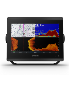 "Garmin GPSMAP 8610xsv 10"" HD Touchscreen BlueChart G3/LakeVu Chartplotter/Sonar Combo | 010-02091-03"
