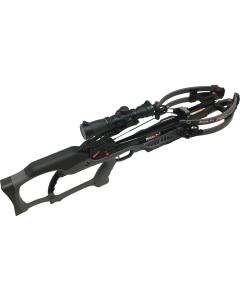Ravin R10 Predator Gunmetal Gray Crossbow with Illuminated Scope | R011