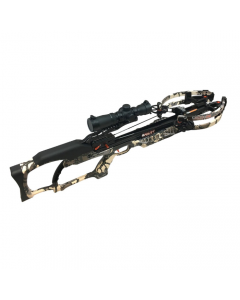 Ravin R20 Predator Camo Crossbow with Illuminated Scope | R020