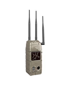 Cuddeback CuddeLink Dual Flash Cell Verizon LTE IR/Black Flash Trail Camera   G-5093