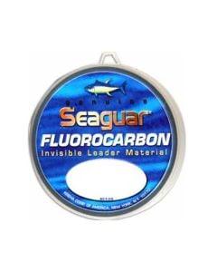 Seaguar Fluorocarbon Leader 15lb/25yd Leader Material