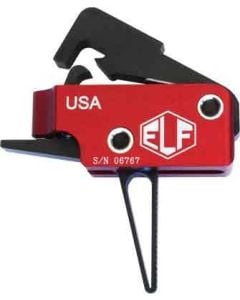 Elftmann Trigger AR-15 Service Straight Adjustable 4-7lbs.