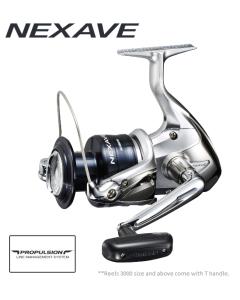 Shimano Nexave FE Spinning Reels