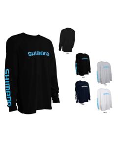 Shimano Ringspun Long Sleeve T-Shirt